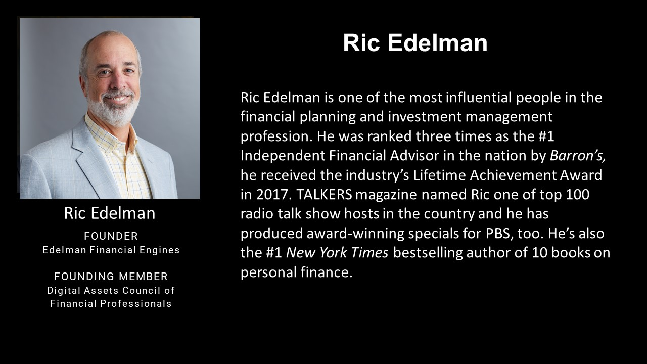 APEG Ric Edelman